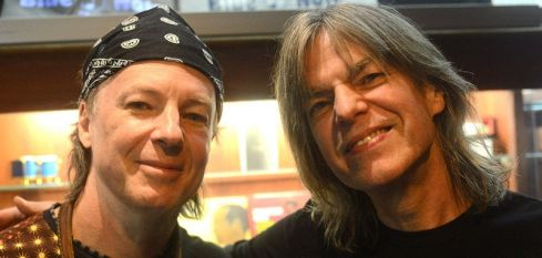 Bill Evans, Mike Stern (zum Konzert)