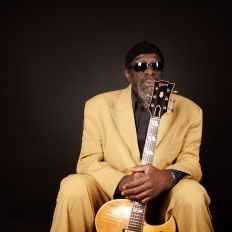 Freitag, 22.06.2018 James Blood Ulmer & David A. Barnes